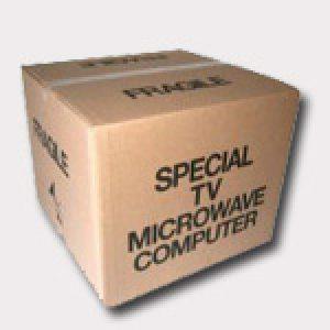 tv microwave box